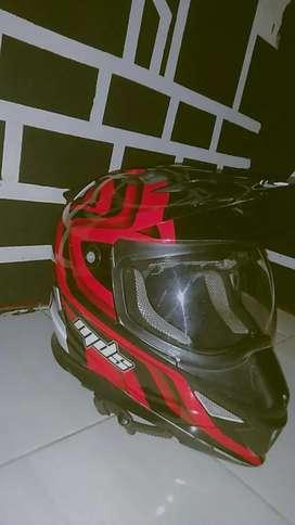 Helm MDS Full face, Dijual murah aja yuk