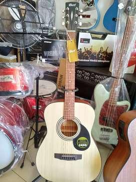 Gitar akustik elektrik merk Cort AD810E OP