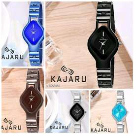 Trendy Women Watches Strap Material: Metal Display Type: Analogue Size