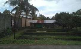 Tanah kolam jalan utama Lingsar 4 are