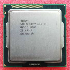 i3 2100 intel dual core processer