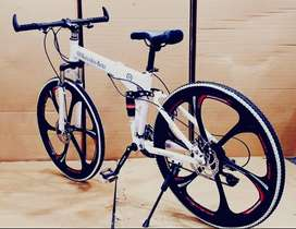 Mercedes-Benz Foldable 21 Gears Shimano Cycle