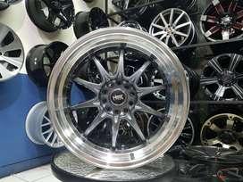 Velg Mobil Celong Ring 18 Untuk Mobil BMW, CIVIC NEW dll HSR HIROHIMA