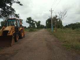 Plots at Nelamangala Main road facing layout