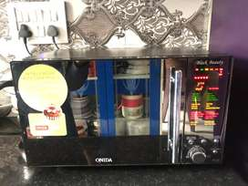 ONIDA MICROWAVE &OVEN FOR SALE. 2999₹ Only