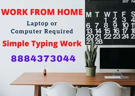 We are providing genuine data entry jobs. Earn monthly 35,000