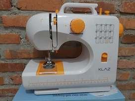 Mesin Jahit Klaz mini portable