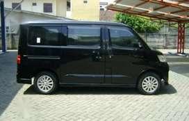 2011 Luxio X Daihatsu plat D