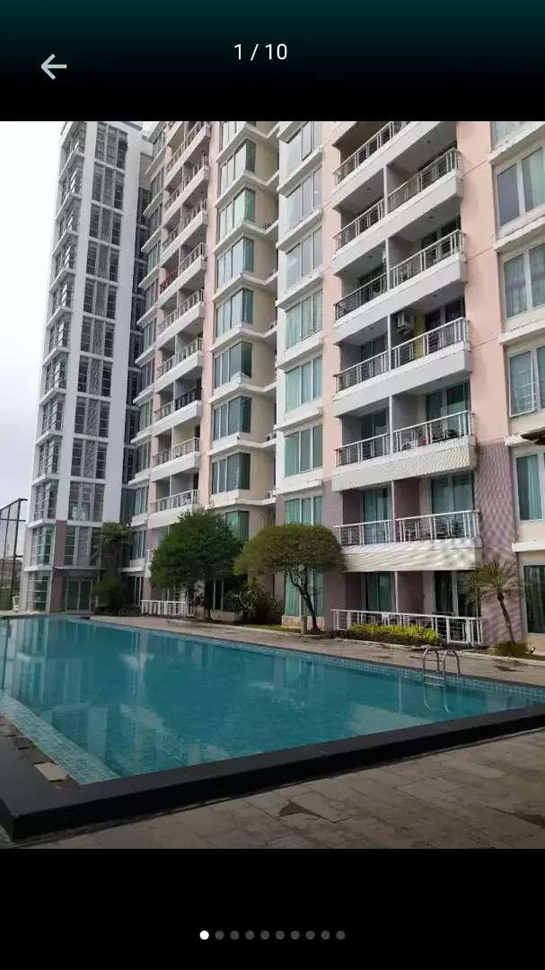 NEGO sampai jadi Apartment mewah BSB Ruby Tower view pantai 0