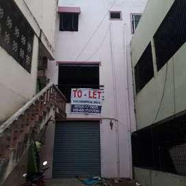 Commercial  building for rent at Bommuru junction  NH5 facing