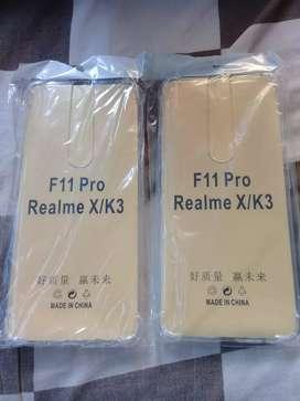 New Oppo F11pro Softcase Anti crack Tebal