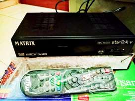 Receiver Matrix Starlink V