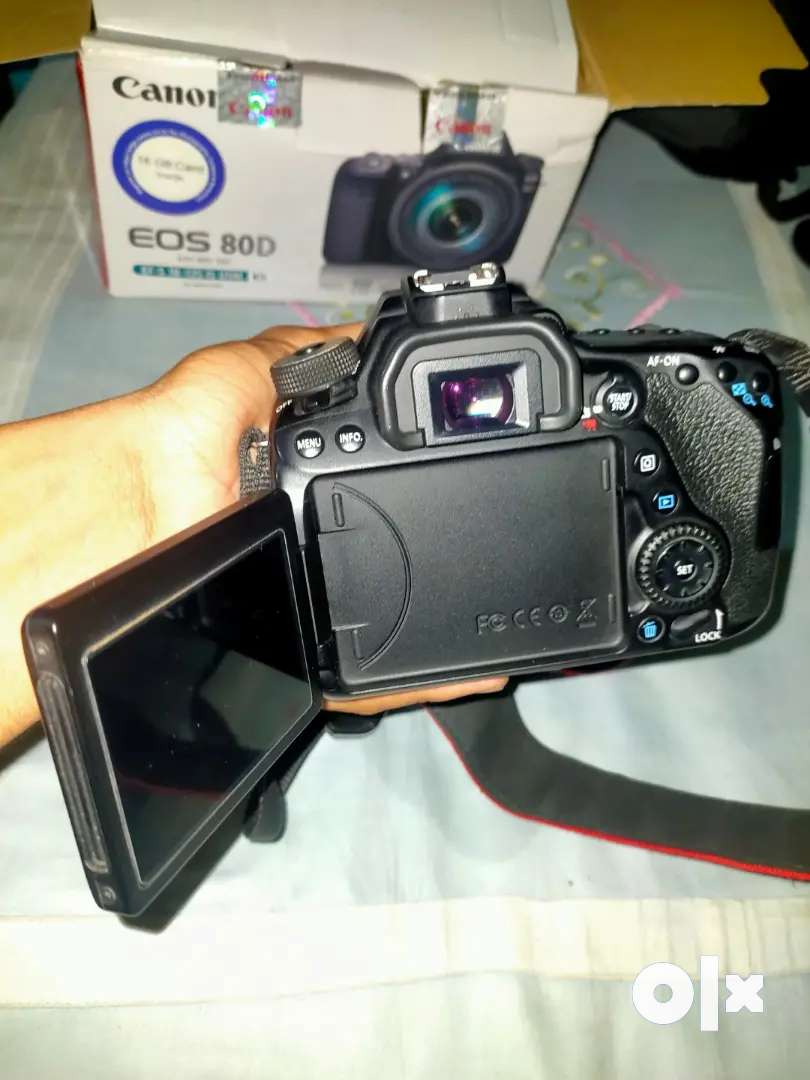 Canon 80D only contact for booking any type of function to contact me. 0