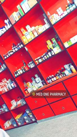 I want to sale my medical store