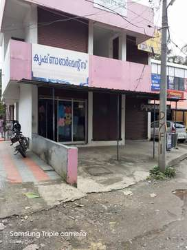 Shop For Rent@Kallepully Junction || Athulya Complex
