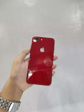 Iphone 8 plus 64gb red edition second