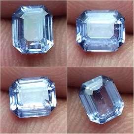 Natural Blue Sapphire No Heat Octagon 1.61ct