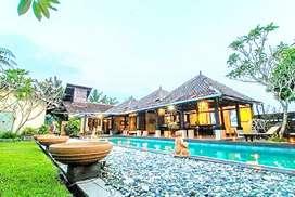 Villa Jalan Kaliurang Sejuk dan Tentrem