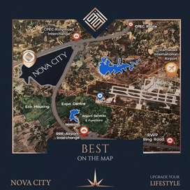 Nova City 5,10 & Kanal Plots are available on discount price.