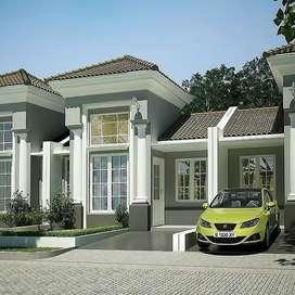 Rumah modern selangkah ke bandara Soekarno Hatta