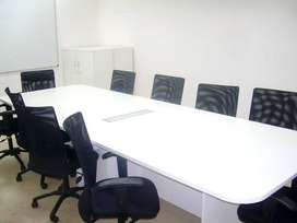 Fully furnished office space for rent at  mg road  700 sqft
