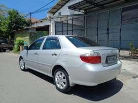 Mulus !!! Toyota Vios G Abs 1.5 A/T 2003 City Altis Bukan Mantan