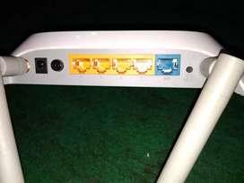 Tp link mr3420 wifi bisa buat modem 3g/4g
