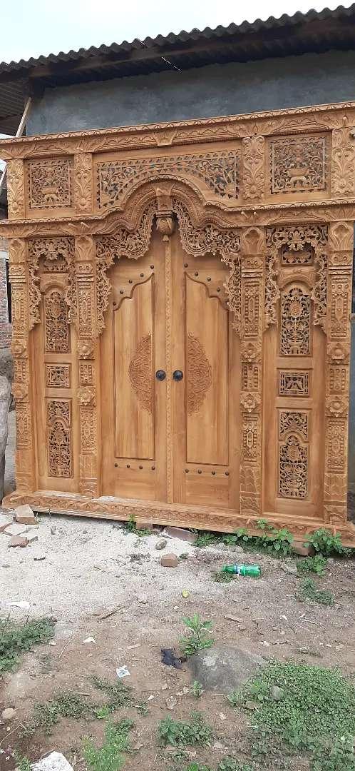 free ongkir cod set pintu gebyok berbagai ukuran lengkap kurde