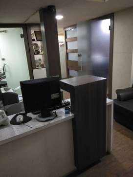 FULLY FURNISHED SHARED OFFICE CABIN @ Prime Location Andheri