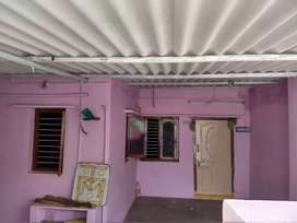 House for sale.20 ankans east face house.. cement sheet house..