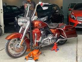 Harley Davidson Roadking CVO 2013 Antik Low KM Full Acc Full Paper