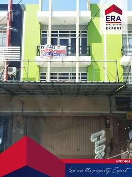 Disewa Cepat Ruko Depan lokasi strategis Depan Jalan Raya