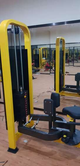 Alat fitness dan gym comersial fitness crossover