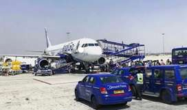 Urgent hiring for Ground Staff in Ranchi Airport