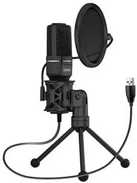 Uhuru USB Condenser Gaming Mic with All Accesories