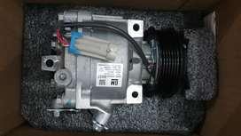 Compressor Ac mobil Chevrolet Spin LTZ 1.500cc Bensin Baru Original GM