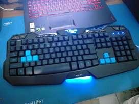 Keyboard gaming E-Blue Mazer type G original