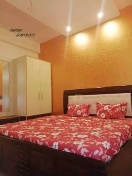 1bhk fully furnished flat Ready to move