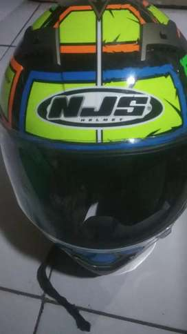 Helm NJS second