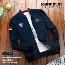 BOMBER STUSSY Size L fit XL