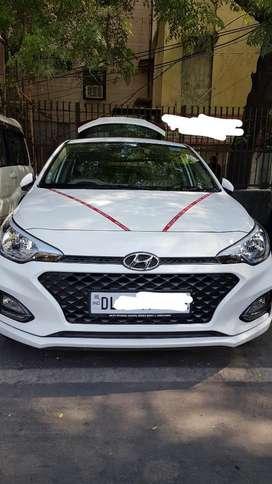 Hyundai I20 i20 Sportz 1.2, 2018, Petrol