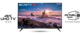 """42"""" Smart 1080 full hd tv miracast YouTube & installation"""