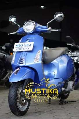 Vespa primavera 2014 km12.000 Asli-Warna Favorit Murah Mustika Saiful