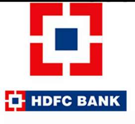HDFC BANK LTD.RECRUITERS ALL INDIA..