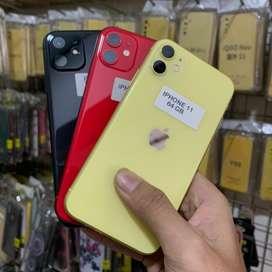 Iphone 11 64Gb tanpa ada kendala