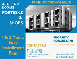 Fancy 200 yds (2 bed Drawing) House For Rent At Anwar e Ibrahim, Malir