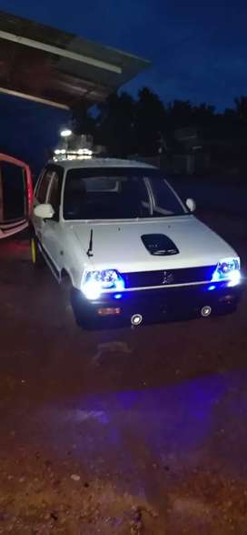 Full modified and good condition