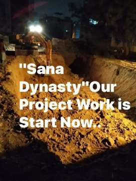 Sana dynasty for new booking garden fowara chowk