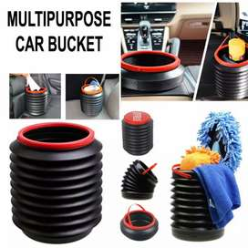Car and Home Foldable Dustbin