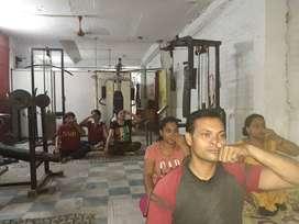 Full gym set up for sell